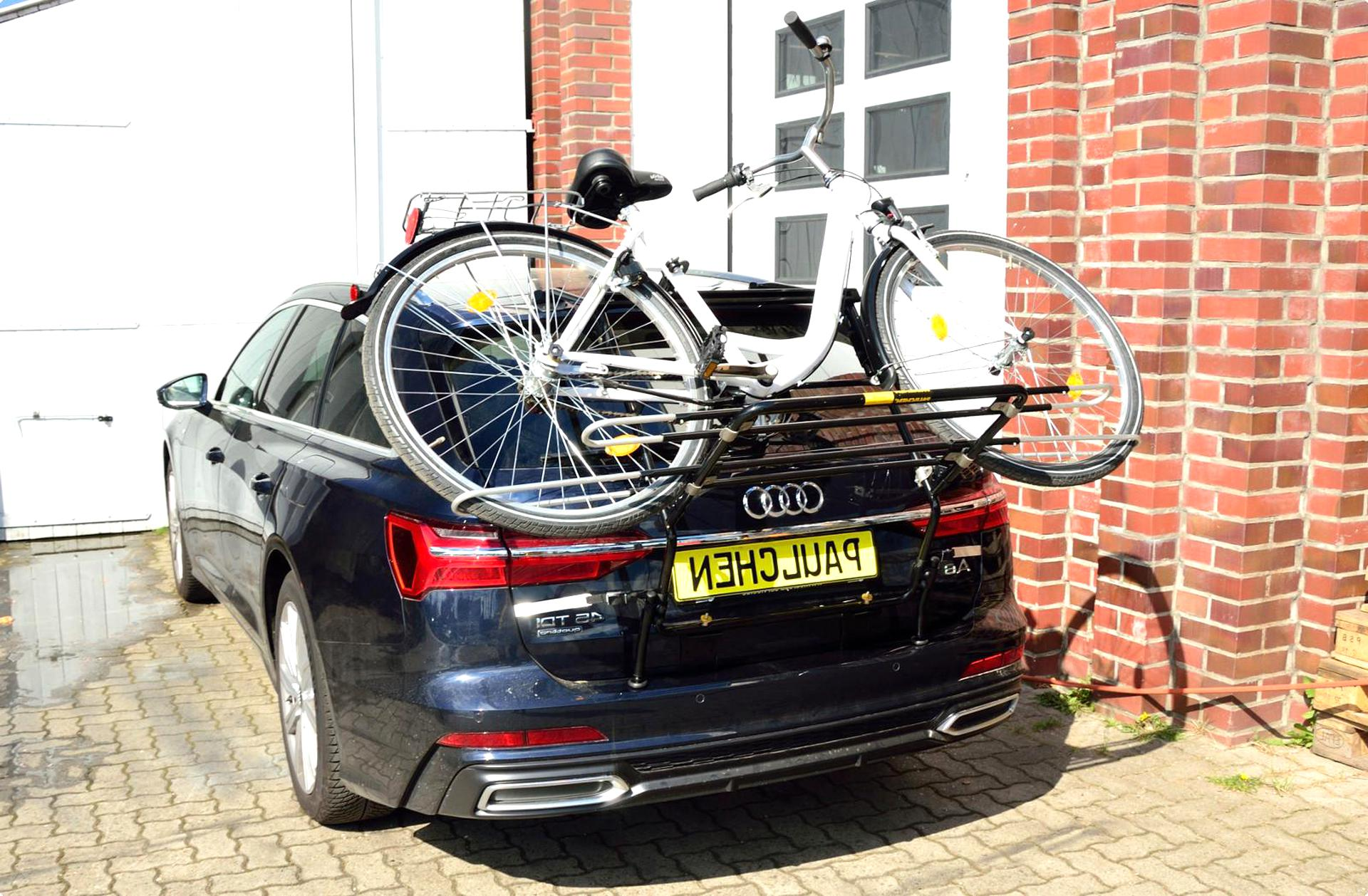 fahrradtrager audi a6 gebraucht kaufen