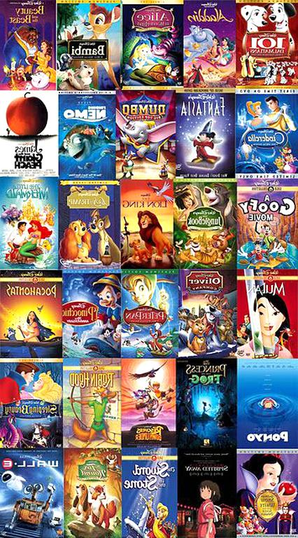 Disney Kinderfilme