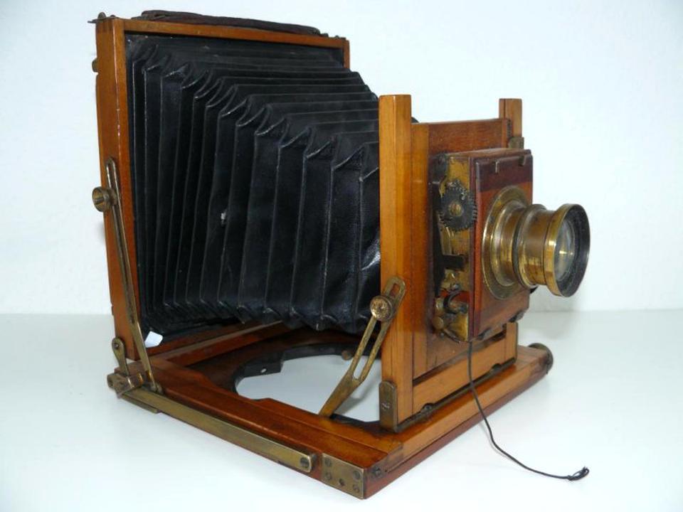 Antike Fotoapparate Gebraucht Kaufen 4 St Bis Günstiger