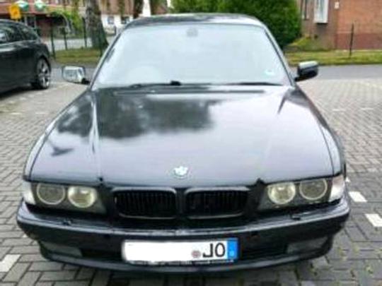Anhängerkupplung abn BMW 7er Limousine EBA NEU inkl ESatz KIT kpl