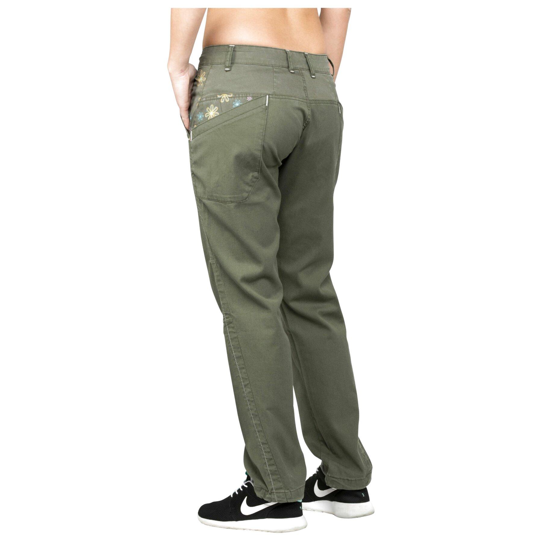 Chillaz Elias 3//4 Pant Men  3//4 Lange Herren Kletterhose Outdoorhose  titan