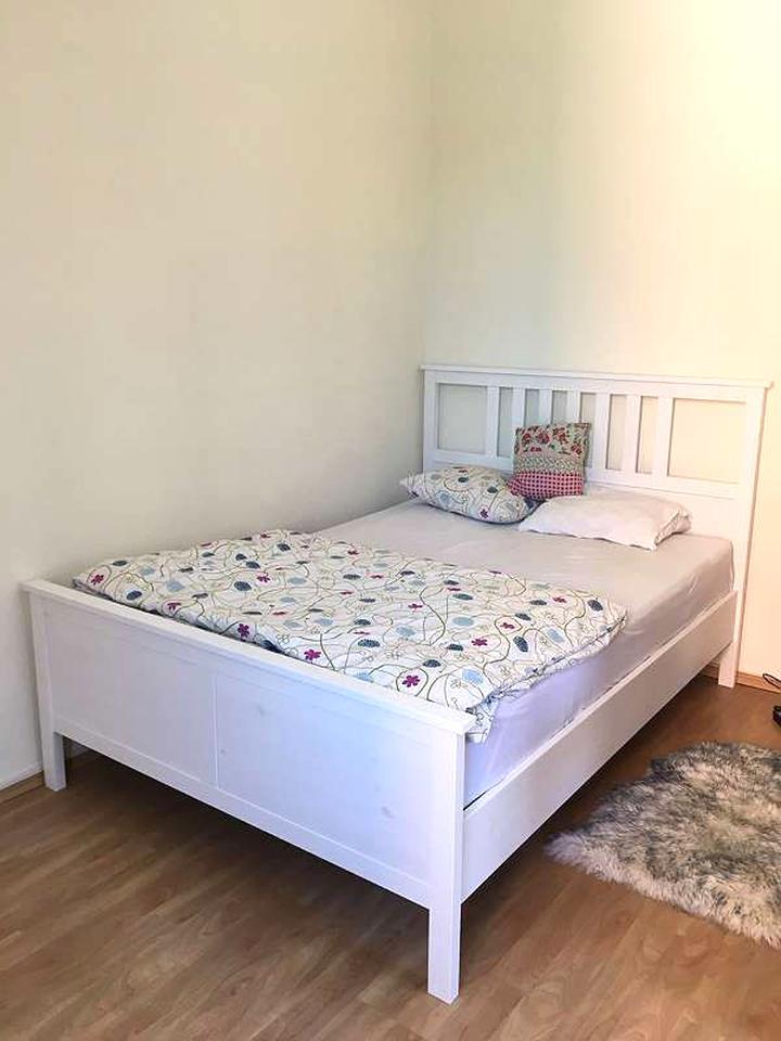 Bett 140x200 Gebraucht Zuhause