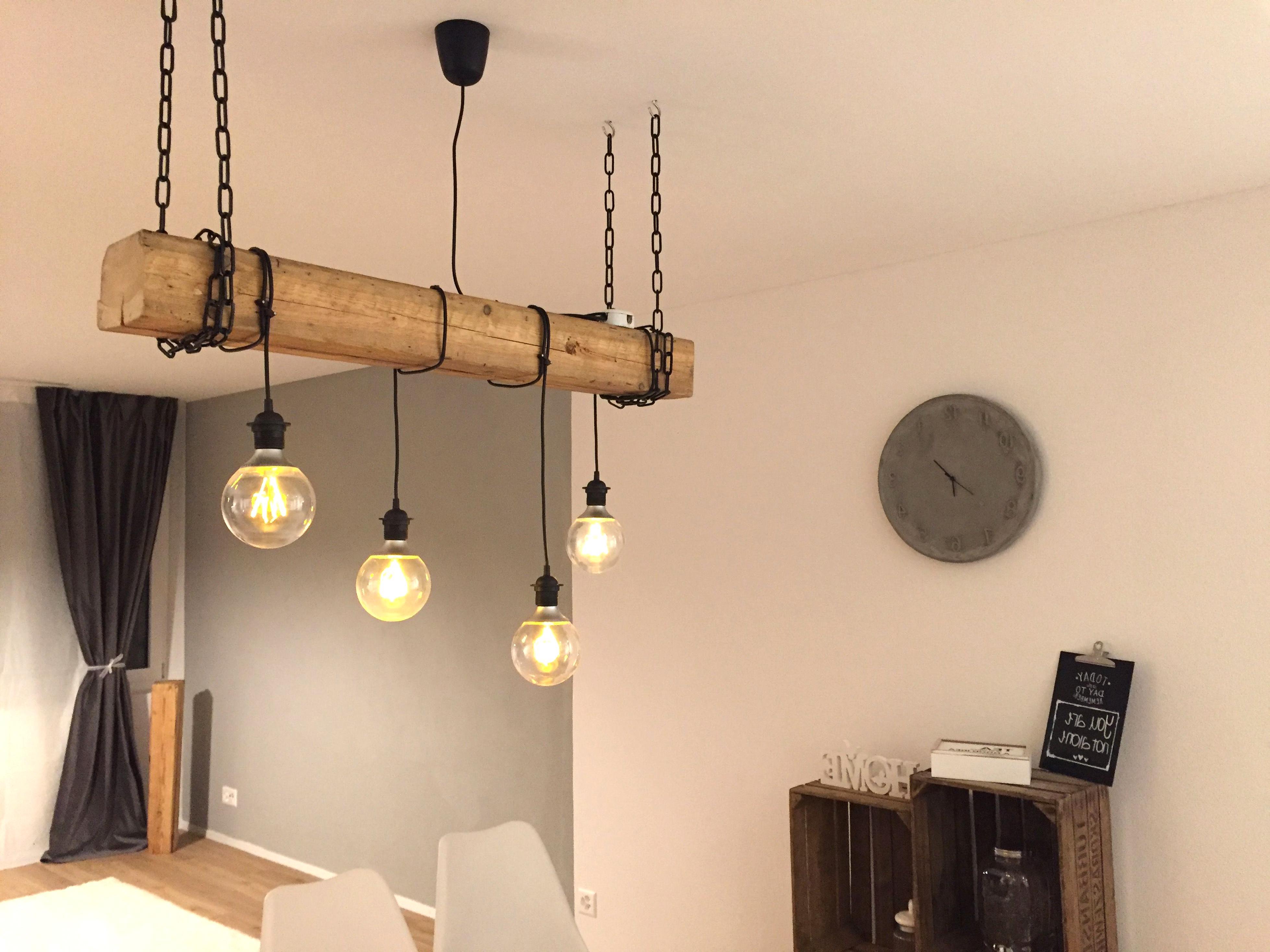 Rustikale Lampe gebraucht kaufen! Nur 10 St. bis -10% günstiger