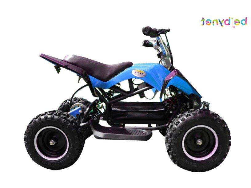 elektro quad 500w racer gebraucht kaufen