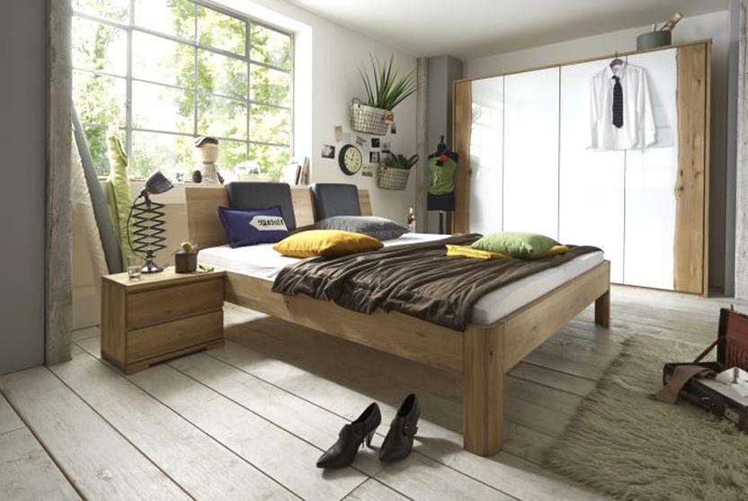 Schlafzimmer Komplett Massivholz gebraucht kaufen! Nur 3 St ...