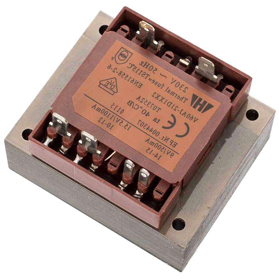 Jura Krups AEG CaFamosa CF transformateur 15 V 1,15 A 12 V 0,4 A transformateur d/'occasion