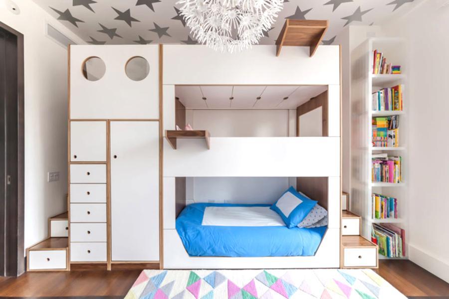 Kinderzimmer Etagenbett gebraucht kaufen! Nur 4 St. bis -75 ...
