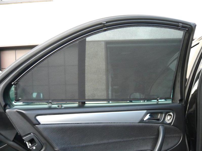Sonnenschutz Mercedes Benz ML W164 5-Türer 05-12 Heckscheibe Blenden hinten
