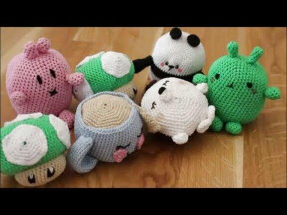 Handmade Kind Geschen Häschen Hase Amigurumi Spielzeug häkeln Hase ... | 432x576