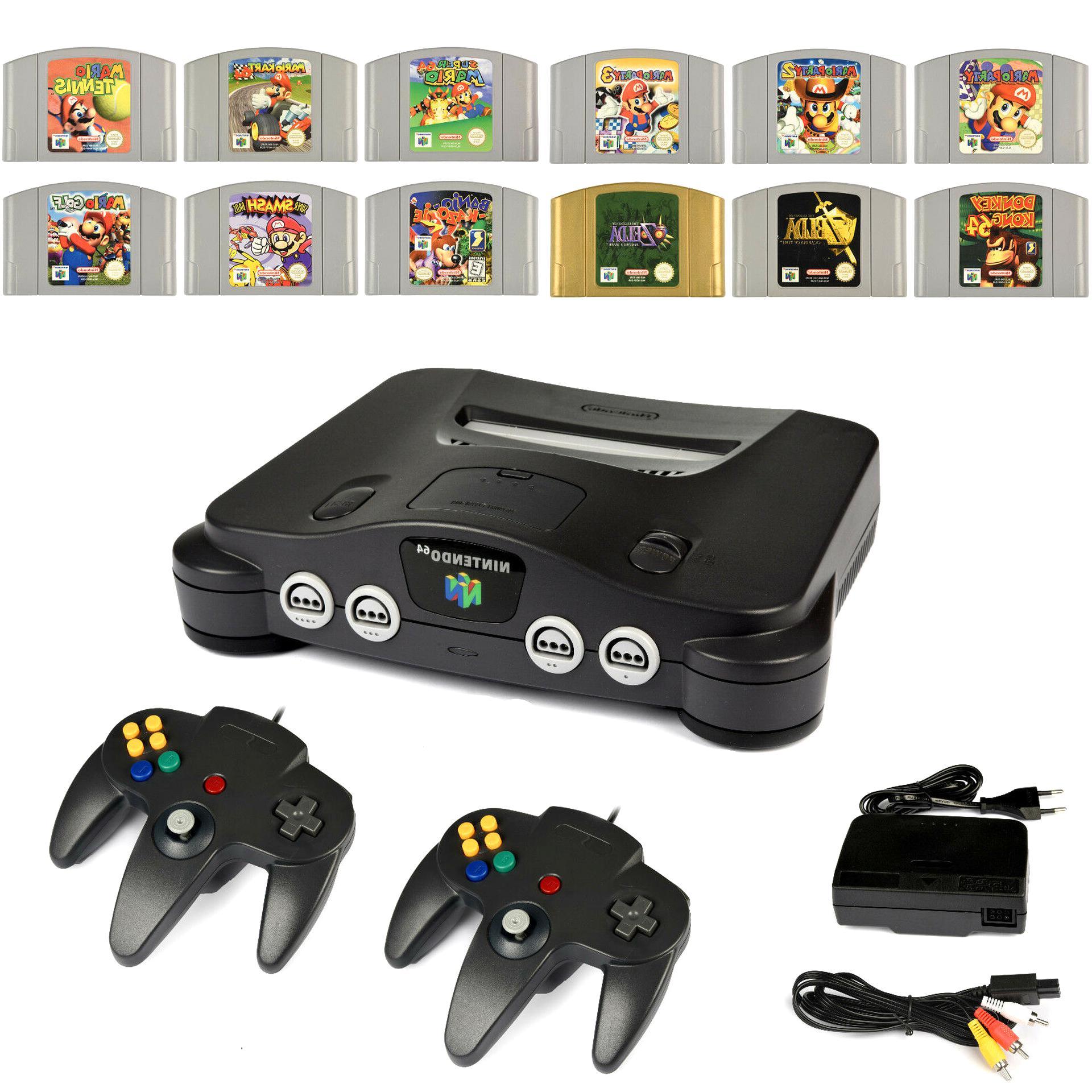n64 konsole spiele gebraucht kaufen