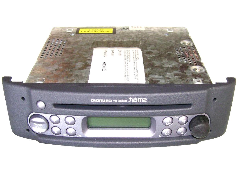 smart cd radio gebraucht kaufen