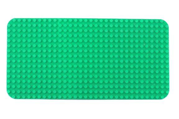 LEGO®  Bauplatte Grundplatte 16x32 Noppen dunkelgrau 3857 NEU /& Unbespielt