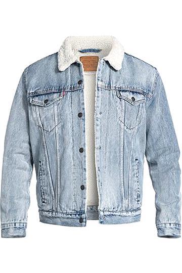 size 40 7e25c 3f154 levis jeansjacke