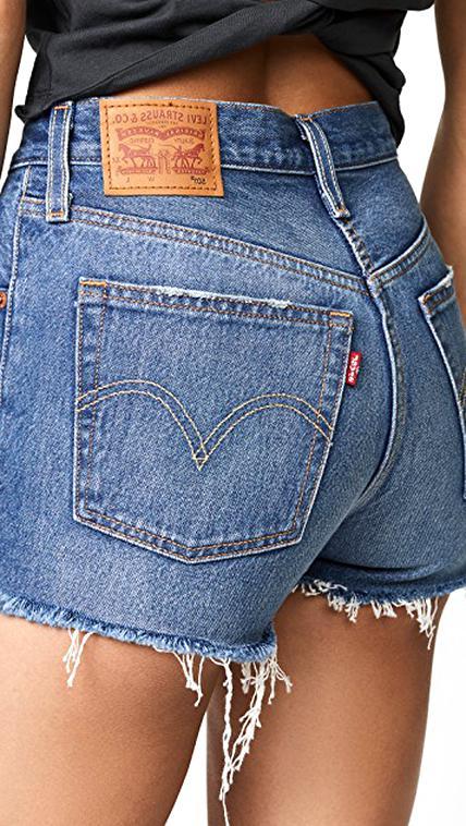 high waist shorts levis gebraucht kaufen