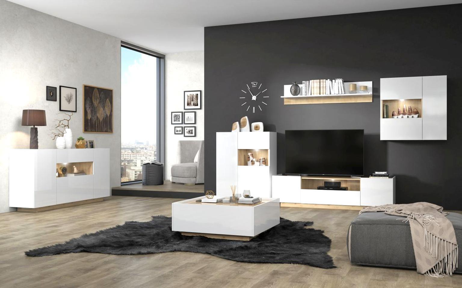 Wohnzimmer Komplett gebraucht kaufen! 10 St. bis -10% günstiger