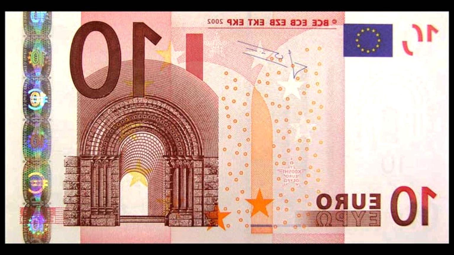 10 Euro Schein Gebraucht Kaufen Nur 2 St Bis 65 Gunstiger
