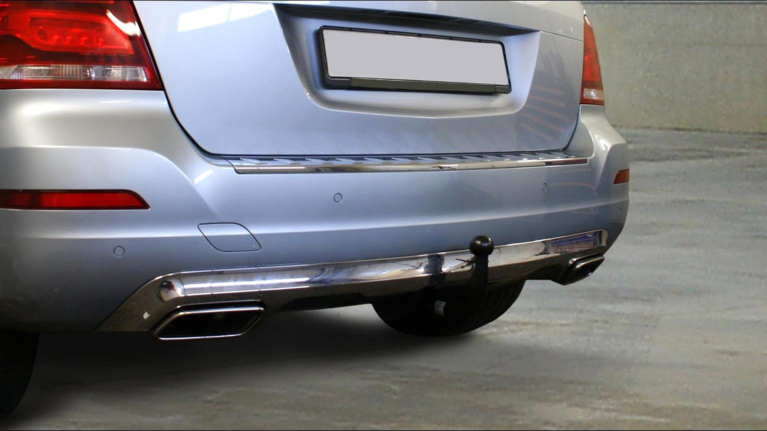 Mercedes GLK 06.2008-11.2015 AUTO HAK Anhängerkupplung starr AHK NEU AHZV