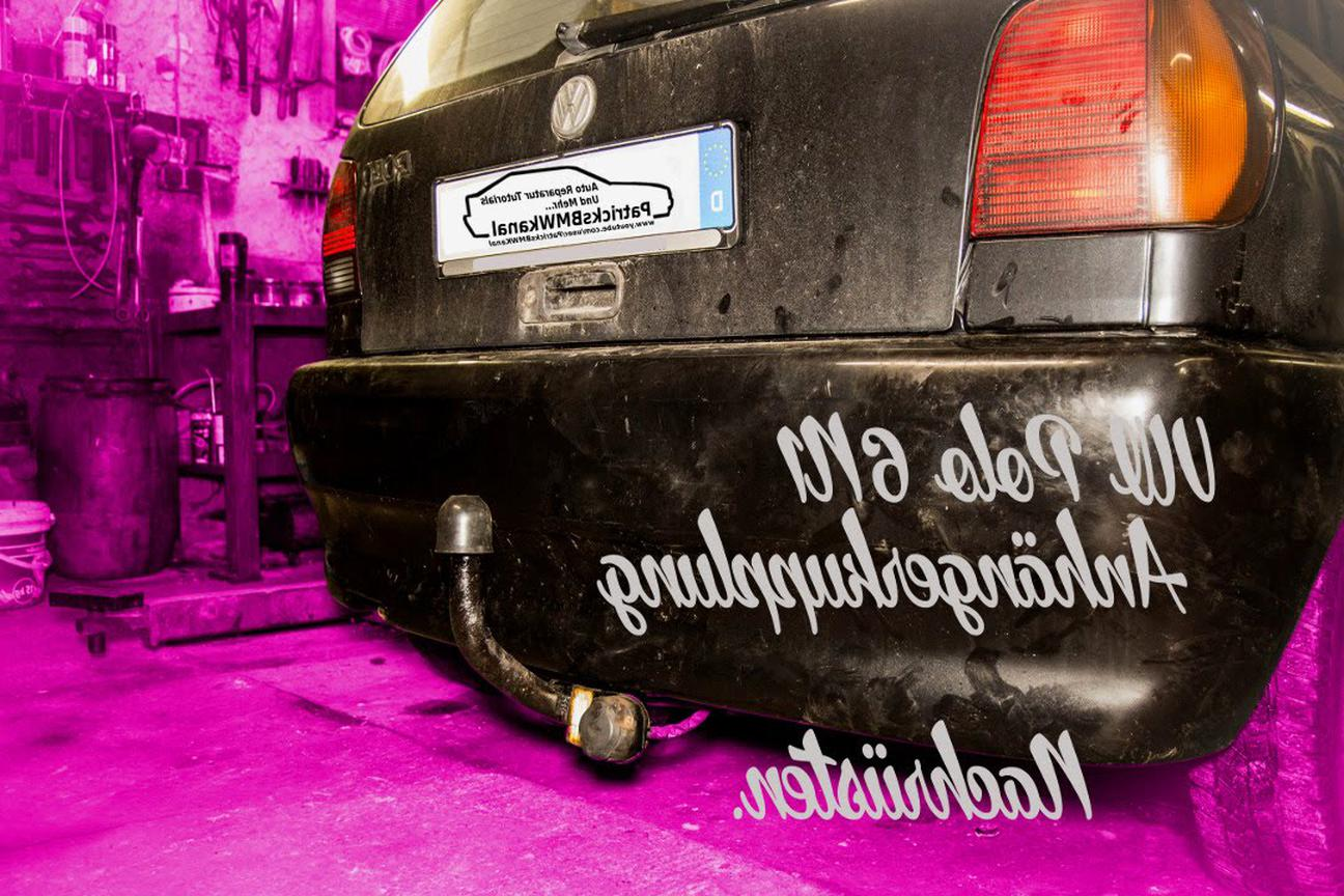 E-Satz AUTO-HAK VW Polo III 3 6N2 99-01 AHK Anhängerkupplung abnehmbar 7pol spe