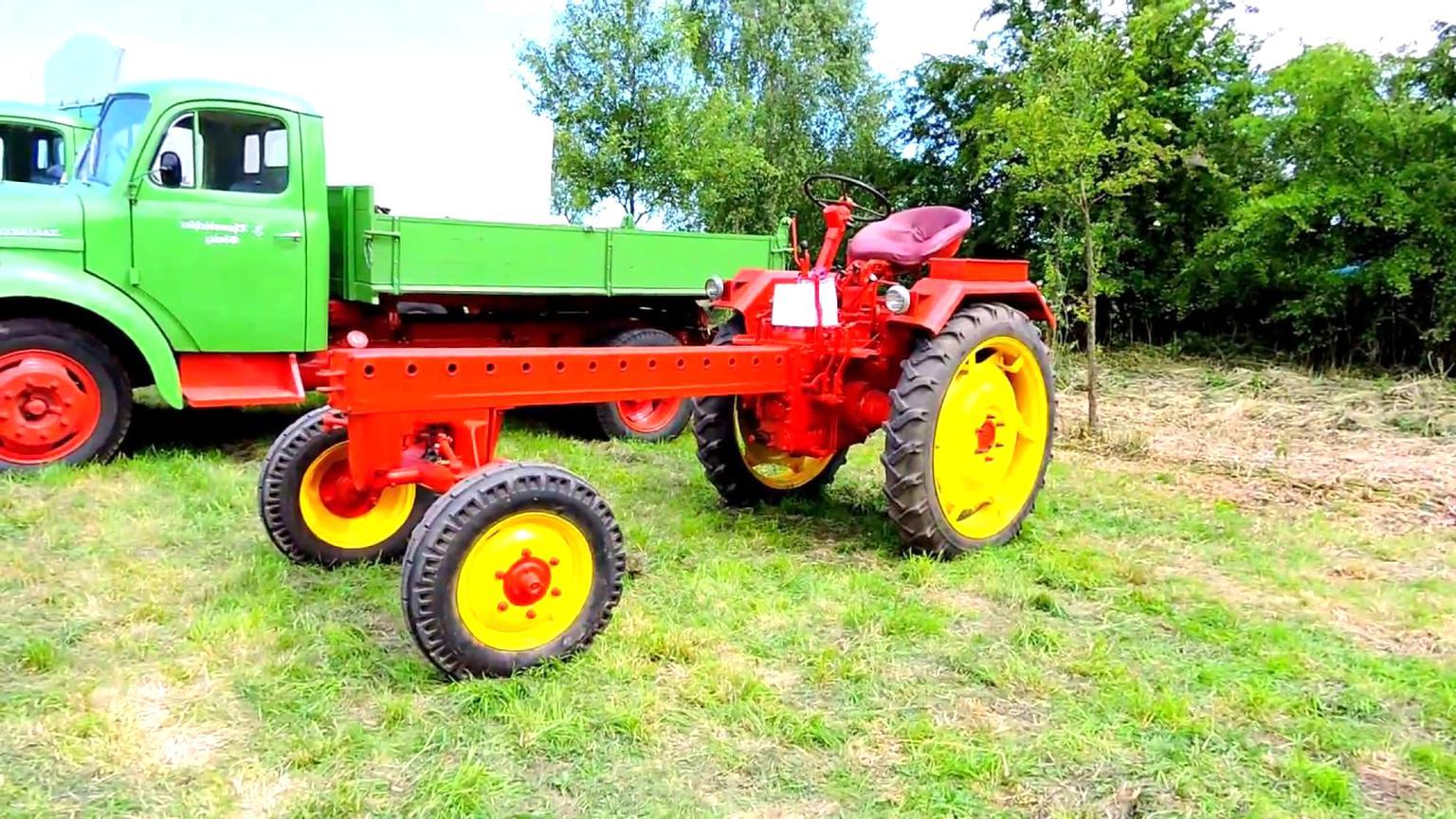 ddr traktor gebraucht kaufen