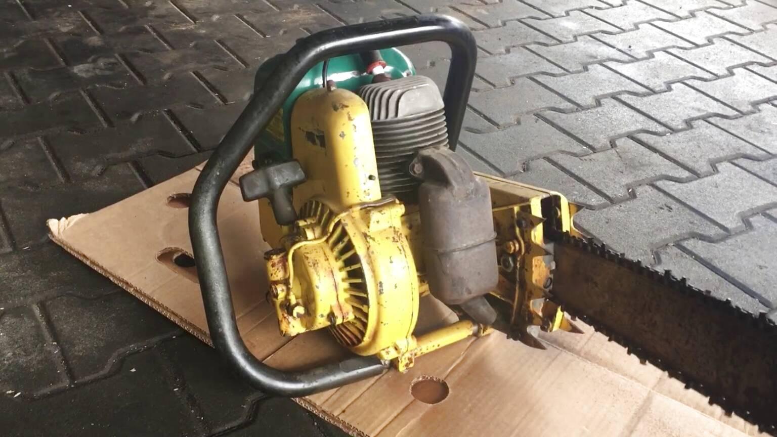 Griffstück Dolmar CX 107117071