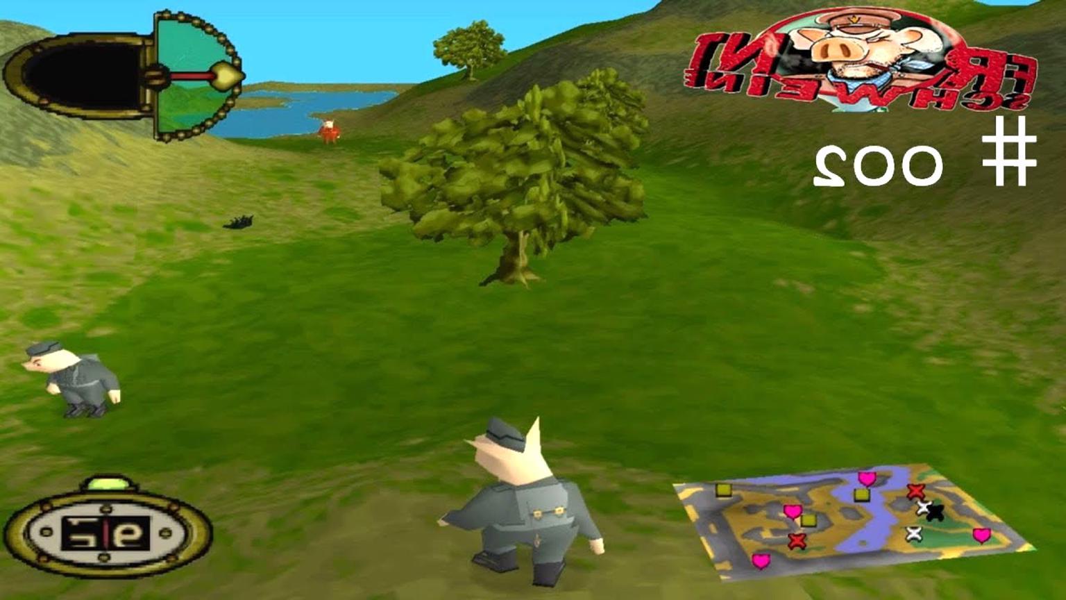 Frontschweine