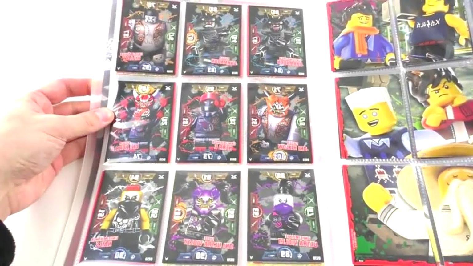 Lego Ninjago Karten Kaufen