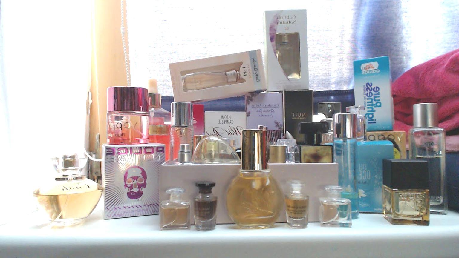 parfum sammlung gebraucht kaufen