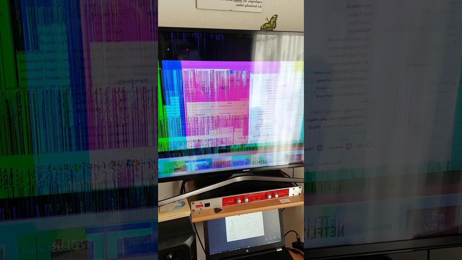 samsung smart tv defekt gebraucht kaufen