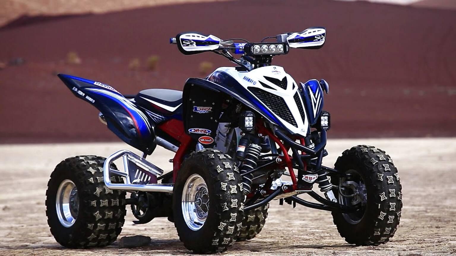 yamaha quads gebraucht kaufen