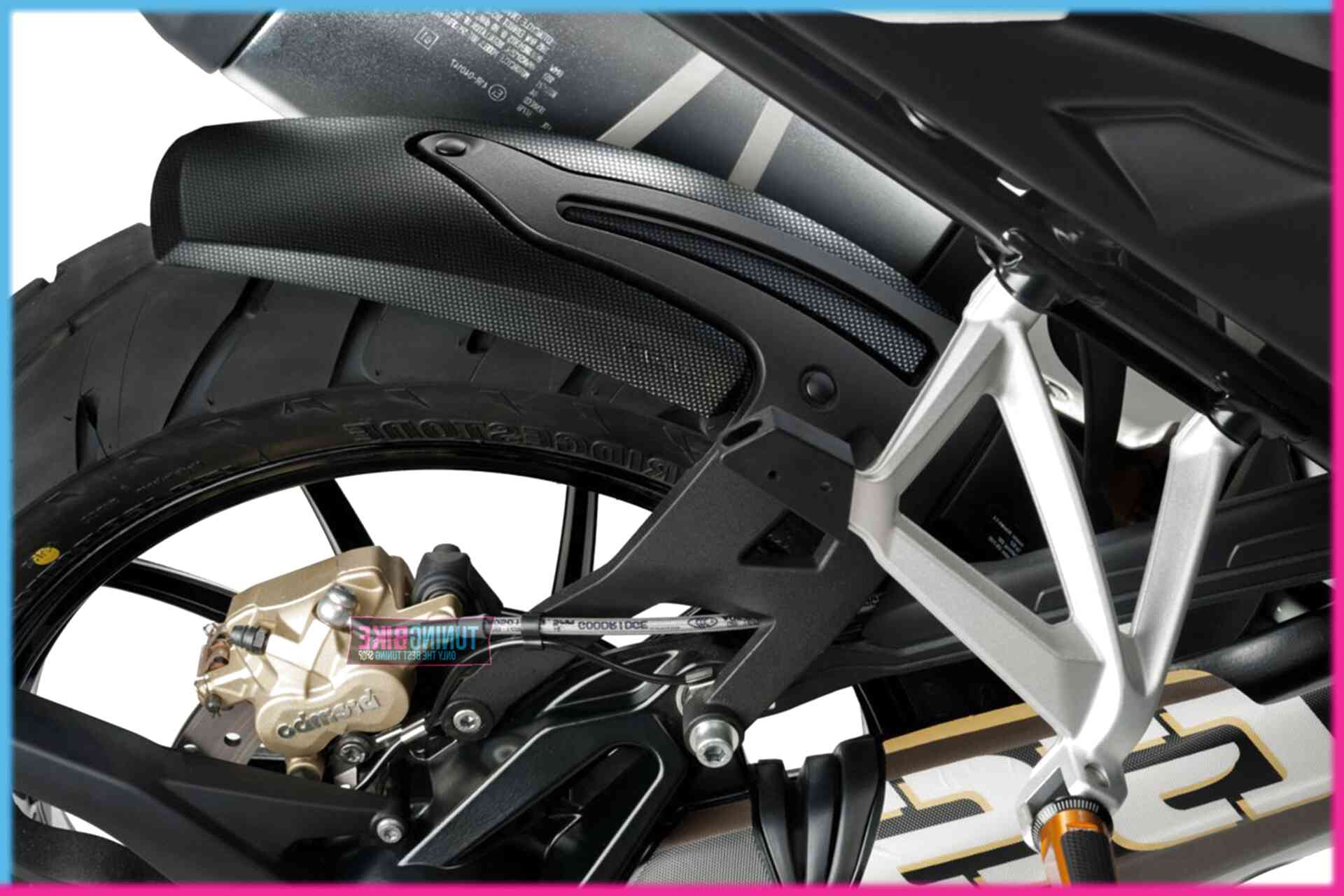 Hochwertig Voyager Motorrad Abdeckhaube für BMW R 1200 GS Adventure CMC801/_F7