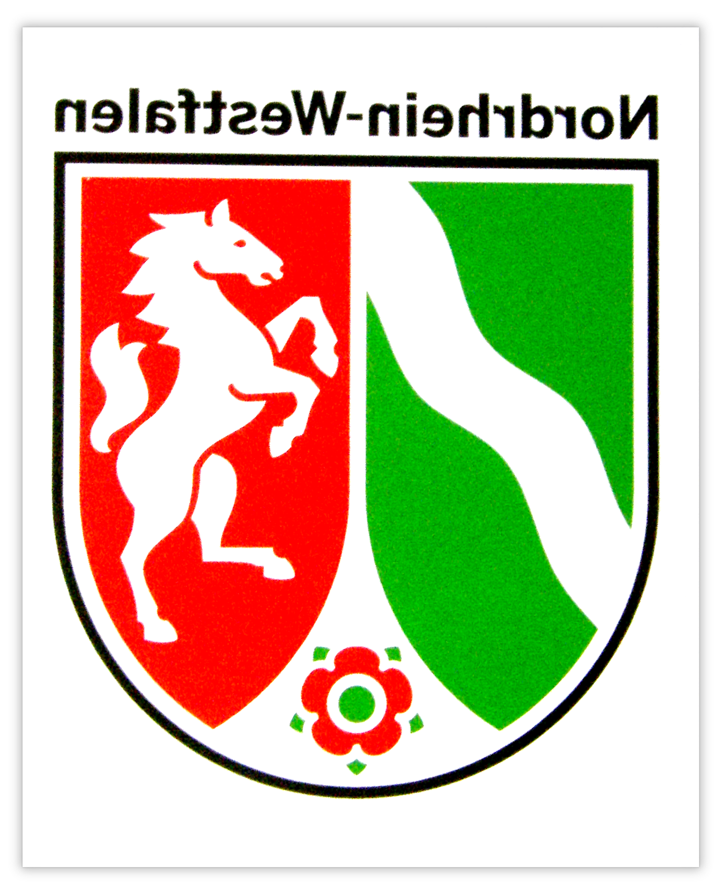 Aufkleber Bad Doberan Wappen Autoaufkleber Sticker Konturschnitt
