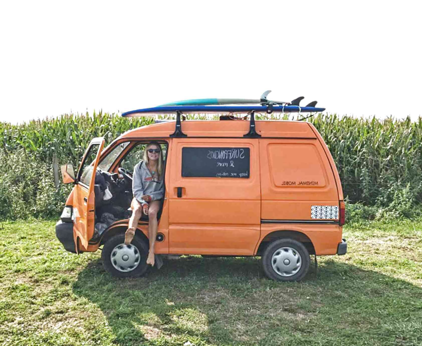 kleines wohnmobil