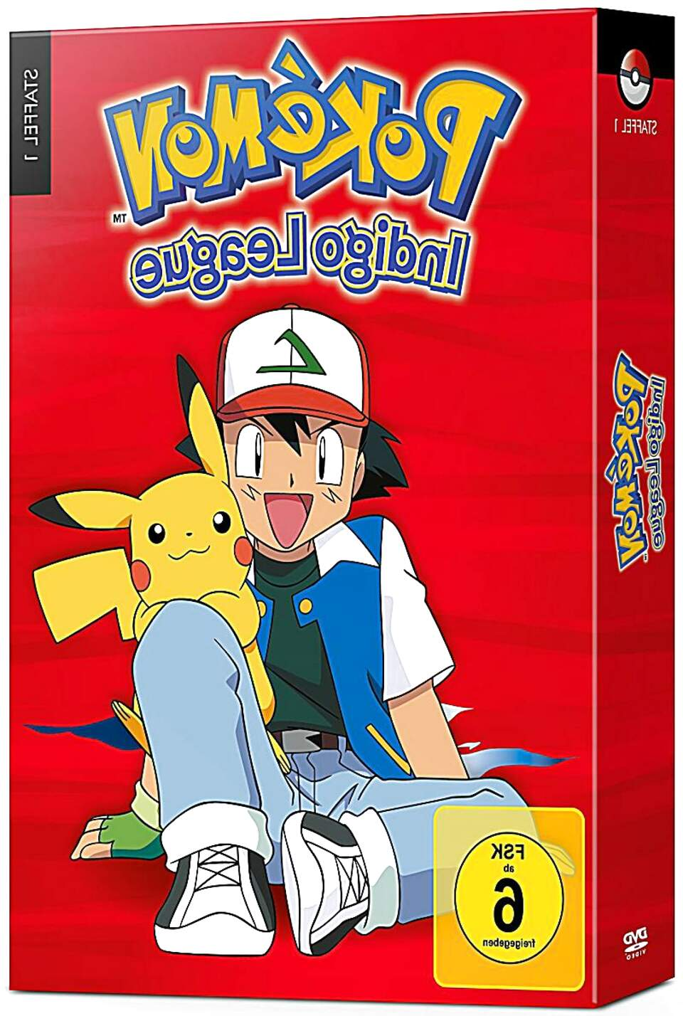 Pokemon Staffel 1 Dvd