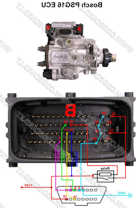 5 X Transistor Irlr2905 Réparation Pompe Injection Bosch