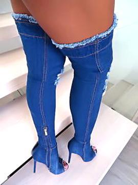 jeans stiefel gebraucht kaufen