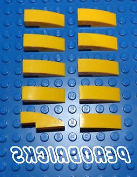 Bausteine hell-grün 4x Dachsteine Runde Sondersteine Lego Duplo