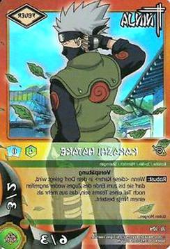 Naruto Shippuden Karten.Naruto Karten