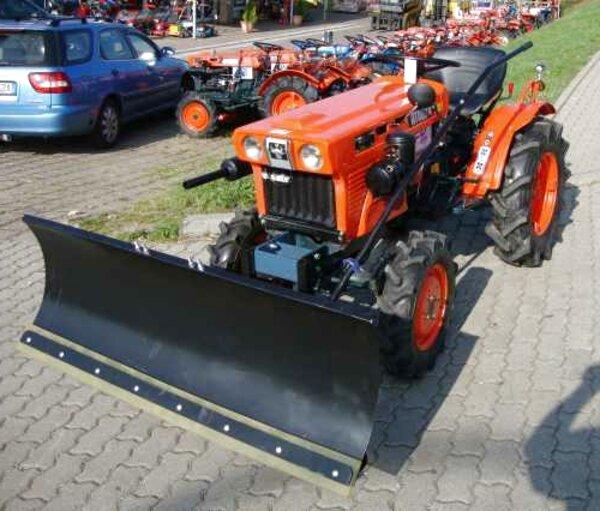 Schneeschieber Traktor gebraucht kaufen! Nur 3 St. bis -65 ...