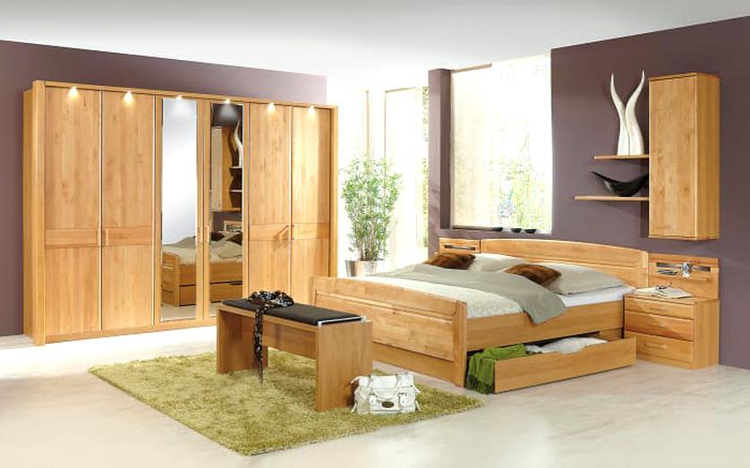 Schlafzimmer Erle Gebraucht Kaufen! Nur 4 St. Bis -75