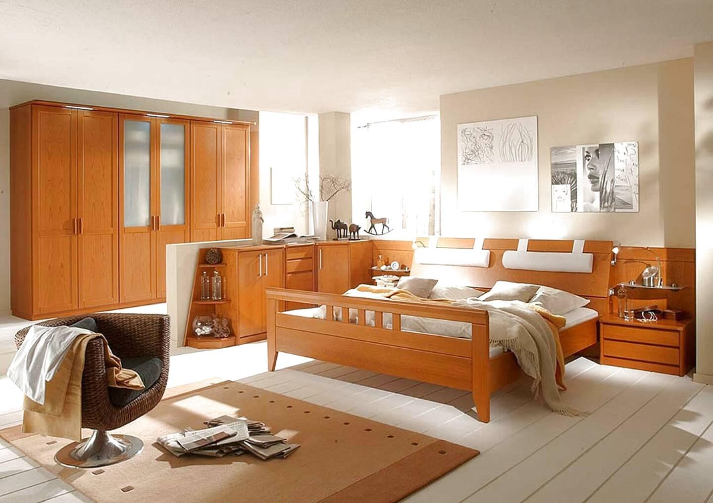 Schlafzimmer Kirschbaum gebraucht kaufen 2 St. bis  70 günstiger