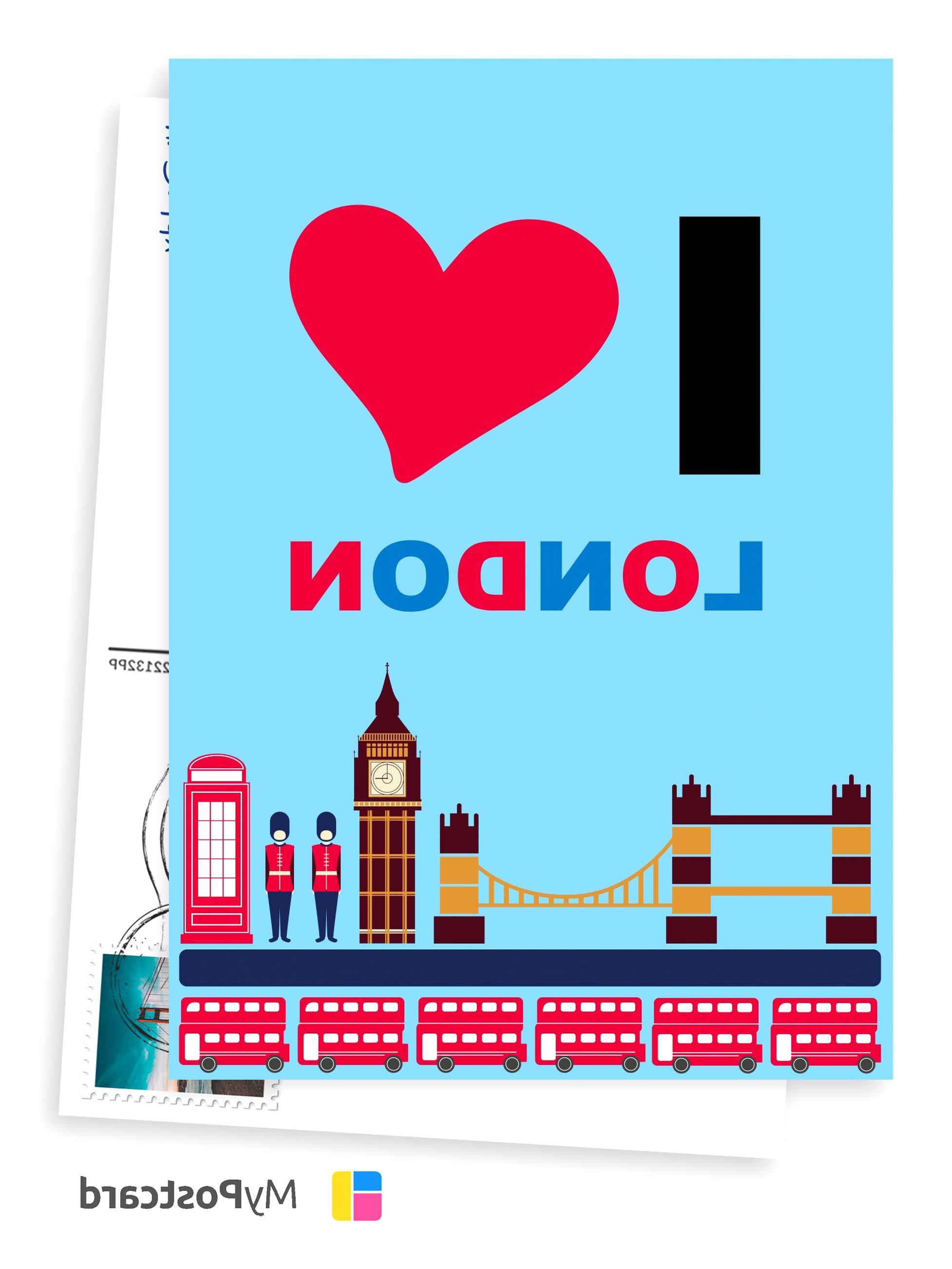 i love london gebraucht kaufen