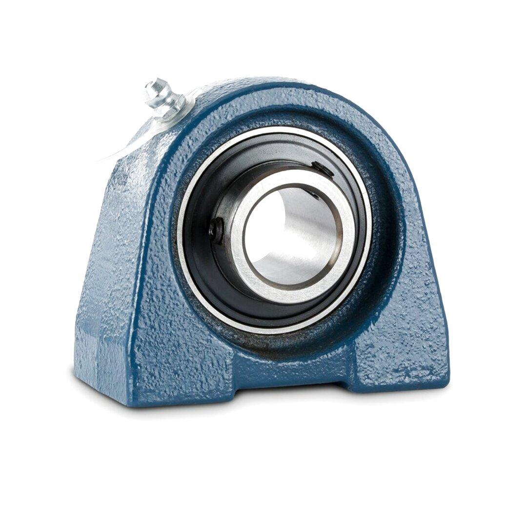 4x Lagerblock 12mm Welle Flanschlager Stehlager Gehäuselager Miniatur Wälzlager