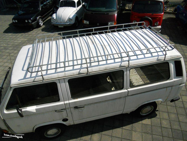 Für VW Touran Typ 1T1//1T2//1T3 Dachträger Menabo Sherman /& Dachbox Krono 400