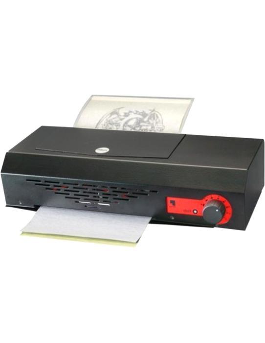 2Types Portable A5 A4 Papier Schwarz Tattoo Transfer Schablone Thermo Kopierer Drucker Maschine Tattoo Transfer Machine EU