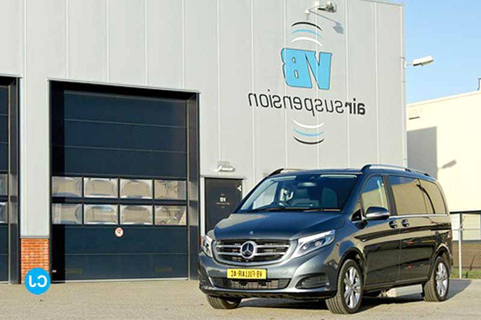 2x hinten Luftfeder Luftfederung für Mercedes Vito Viano W639 W638 6383280701