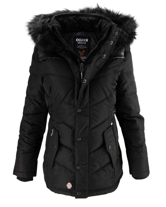 khujo damen winter jacke mantel gebraucht kaufen