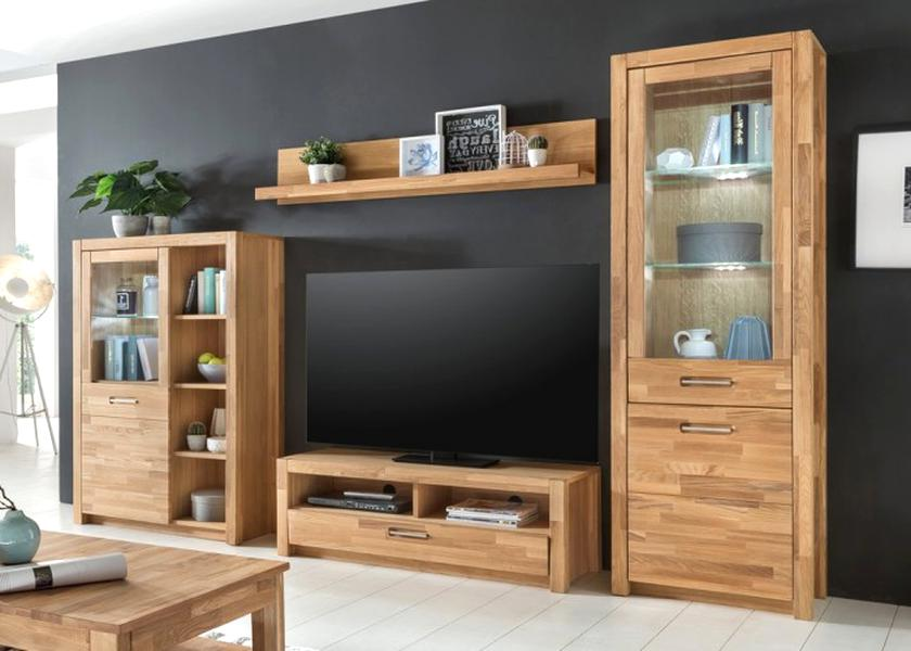 Wohnzimmerschrank Holz gebraucht kaufen! Nur 2 St. bis -70 ...